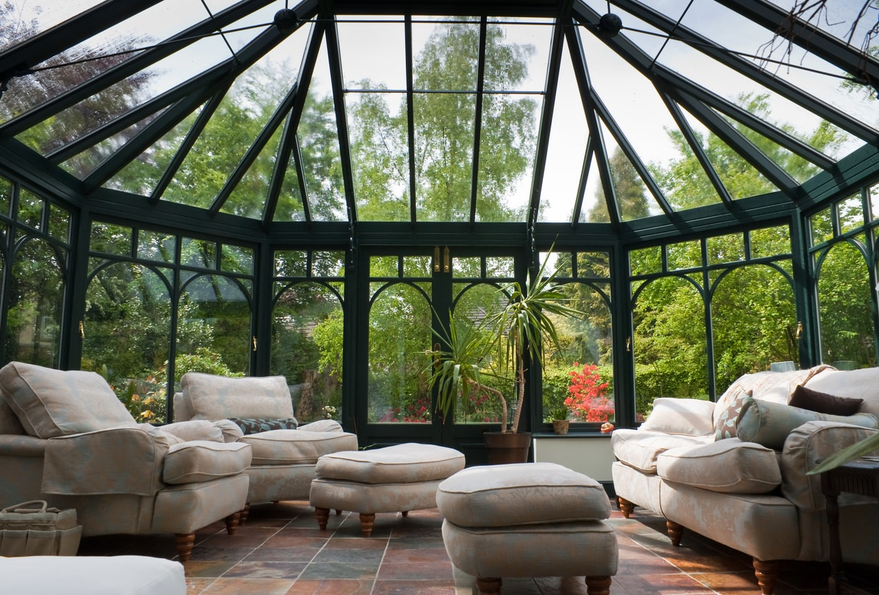 Sunroom contemporary Furniture