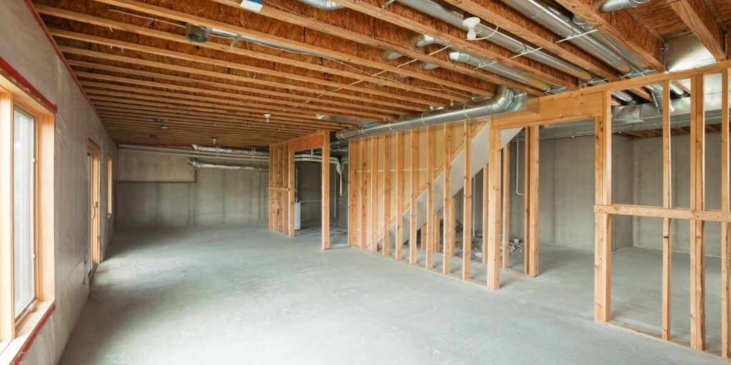 It Cost To Finish A Basement, How Much To Finish A Basement In Ontario